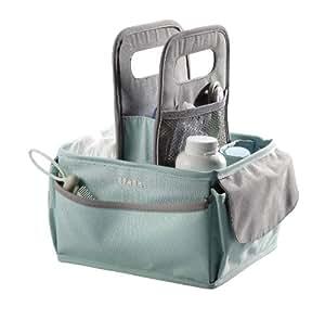 Beaba 920142 - Cesta de tela para productos infantiles