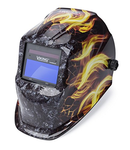 Lincoln Electric VIKING 1740 Ignition Auto Darkening Welding Helmet K4375-2 by Lincoln Electric (Image #6)
