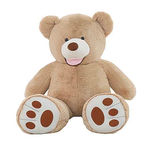VERCART Giant Teddy Bear Big Teddy Bear XXL Plush Bear Toy Stuffed Animals...