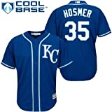 Eric Hosmer Kansas City Royals MLB Majestic Youth Royal Blue Alternate Cool Base Replica Jersey