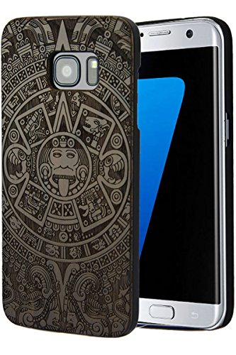 Galaxy Wooden Engraved Protective Samsung product image