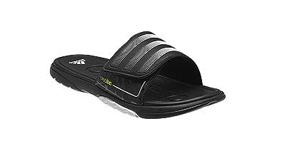 adidas adiZero Slide 2 SC Black White Mens Sandals b5b3302acfd1