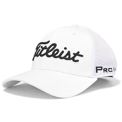 Amazon.com   Titleist Sports Mesh 2016 Hat (Small Medium 2884a6b7077