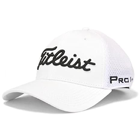 b7affb47c2a4c Image Unavailable. Image not available for. Color  Titleist Sports Mesh  2016 Hat (Small Medium