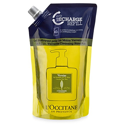 L'Occitane Verbena Cleansing Hand Wash Refill, 16.9 fl. oz