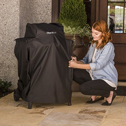 Char-Broil Patio Bistro Cover, with Side Shelves by Char-Broil (Image #5)