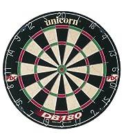 Unicorn Dartscheibe DB 180 Borsten Black/White/Red/Green Einheitsgröße