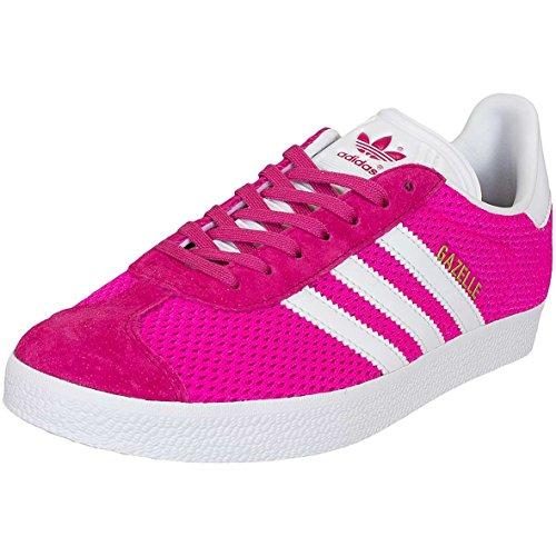 Lona Blanco Naranja Rosa Y Para Unbekannt Mujer Zapatillas De X0q0x8E