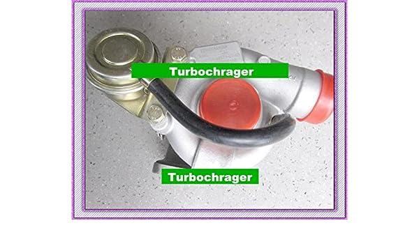 GOWE turbo para Turbo TD04L 49377 - 07000 53039880075 Turbo turbocompresor para Iveco Commercial diario 2.8L TD para Opel Movano para Renault Master: ...