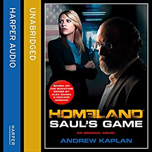 Homeland: Saul's Game Audiobook