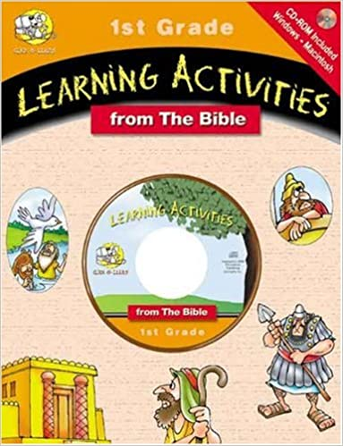 Learning Activities From The Bible: 1st Grade: Carolyn Larsen, Rick