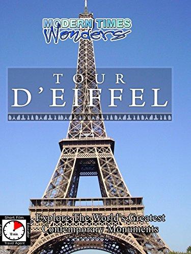 Modern Times Wonders - Tour D'Eiffel