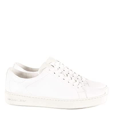0ed7f41aada6 Michael Kors Women s Trainers White White Size  6 UK  Amazon.co.uk  Shoes    Bags