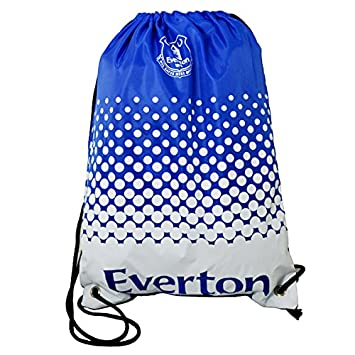 5fbc49309c Everton FC Football Fade Team Drawstring Swimming Kit Gym Bag   Amazon.co.uk  Sports   Outdoors