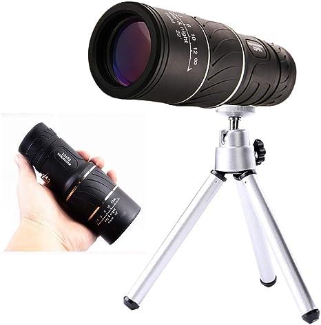 MUYU Telescopio HD Teléfono móvil Zoom Lente de la cámara 16X ...