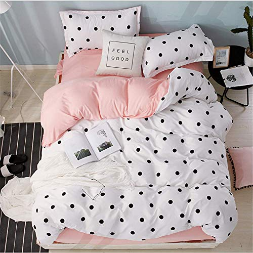 - Bedding Set Bed Linen Bed Set Duvet Cover Pillowcase King Queen Full Twin Size G 200x230cm