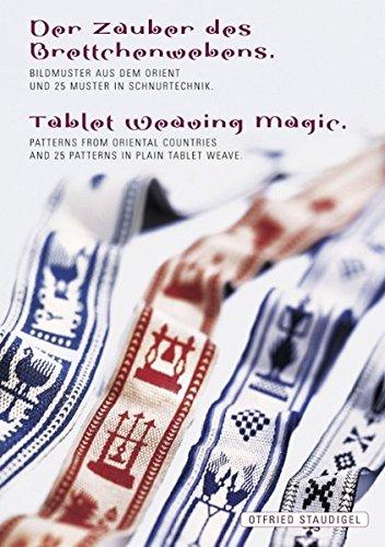 Der Zauber des Brettchenwebens / Tablet Weaving Magic