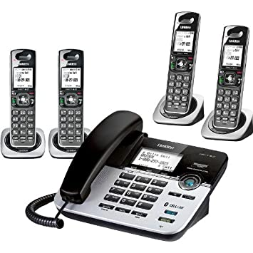 uniden d1789 4bt dect 6 0 cordless phone system with 4 hand sets rh amazon ca Uniden-DECT 6 0 Manual 1680 Uniden-DECT 6 0 Manual 1680