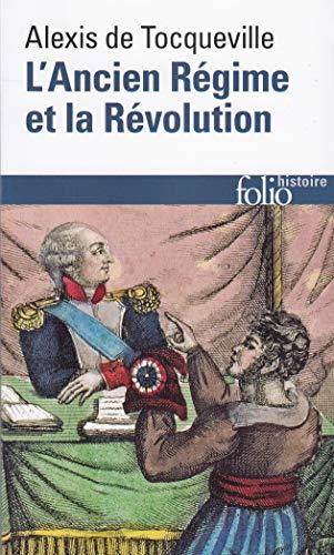 Ancien Regime Et Revolu (Folio Histoire)