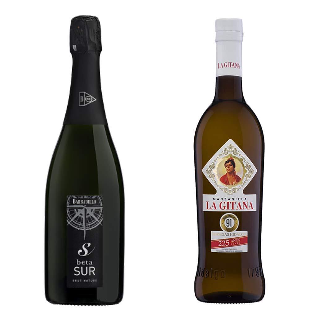 Beta Sur y Manzanilla La Gitana - Vino de la Tierra de Cádiz ...