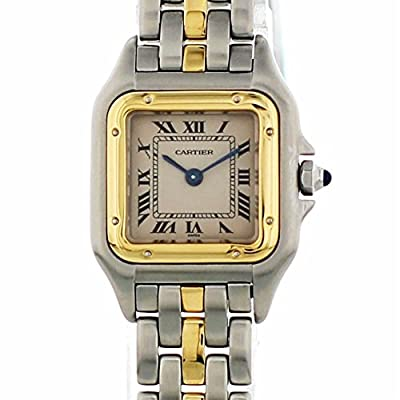 Cartier Panthere de Cartier Quartz Female Watch 1120 (Certified Pre-Owned) from Cartier