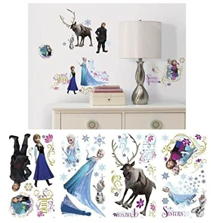 Disney Frozen la eiskoenigin pared Tatuajes - pared Sticker ...