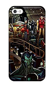 New Arrival Iron Man And Spiderman KBgBldx9229IFlrx Case Cover/ 5/5s Iphone Case