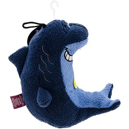 Multipet Deedle Dudes Shark Plush Toy
