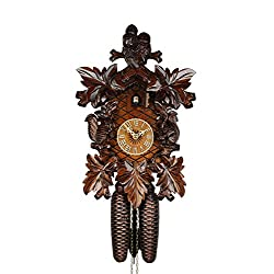 Adolf Herr Cuckoo Clock - Forest Animals