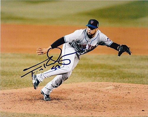 Francisco Rodriguez Autographed Picture - 8x10 - Autographed MLB Photos ()