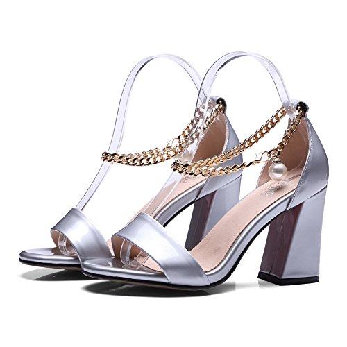 ASL05171 Silver 35 Ballerine Argento BalaMasa Donna CwHdxdqz