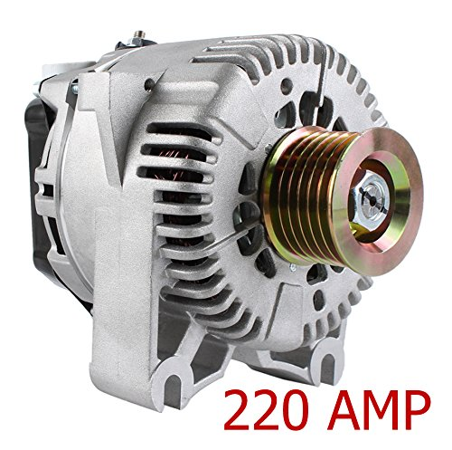 Lincoln Reliability Car Town (NEW 220A HIGH AMP ALTERNATOR FITS LINCOLN TOWN CAR 2004 3W1Z-10V346-ABRM 3W1UAB)
