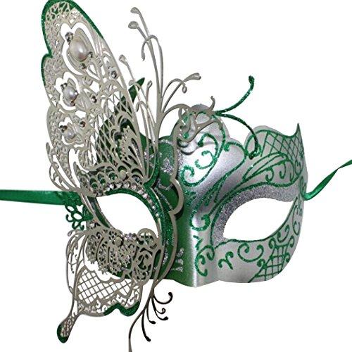 Coxee (Green Masquerade Masks)
