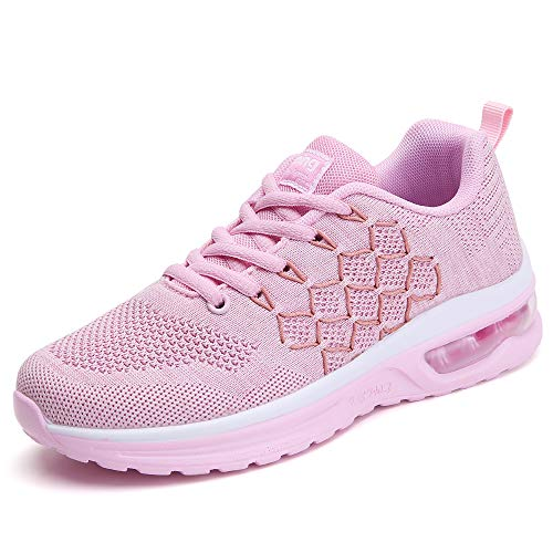 TSIODFO Women Sport Running Shoes Gym Jogging Athletic Sneakers 1