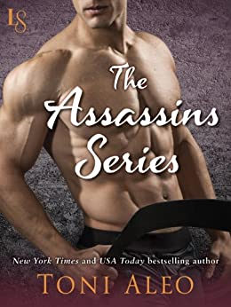 The Assassins Series 5-Book Bundle: Taking Shots, Trying to Score, Empty Net, Falling for the Backup, Blue LInes by [Aleo, Toni]