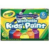 Crayola Washable Kid's Paint (6 count)