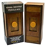 Puzzle Box Enigma Secret Discovery - Money and Gift