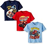 Nickelodeon Little Boys' Toddler Blaze and