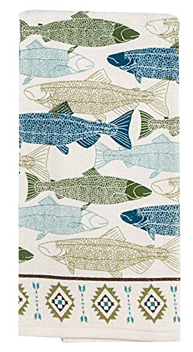 Kay dee r3900 kay dee designs r3900 lake retreat terry Kay dee designs kitchen towels