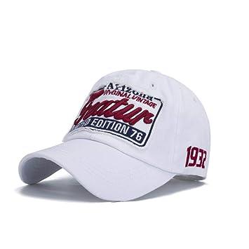 YUANBAOG Parche Gorra de béisbol Mujer Gorra de Primavera Hombres ...