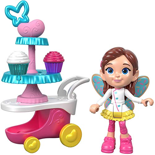 Abby Girl Cupcakes (Fisher-Price Butterbean's Cafe Butterbean's Cupcake)