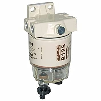 Fuel Water Separator Filter >> Racor 120as Fuel Filter Water Separator