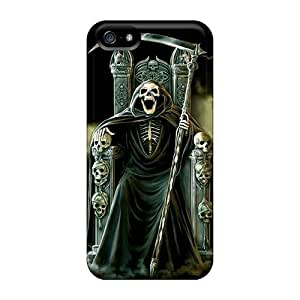 Premium [hni19921PVKR]grim Case For Iphone 5/5s- Eco-friendly Packaging