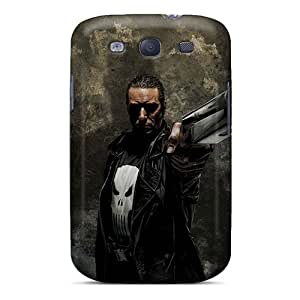 Hot Scu2768DiKc Case Cover Protector For Galaxy S3- Punisher I4
