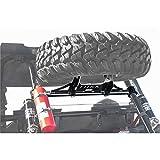 Tusk Spare Tire Carrier - Fits: Polaris RANGER RZR XP 1000 2014-2019