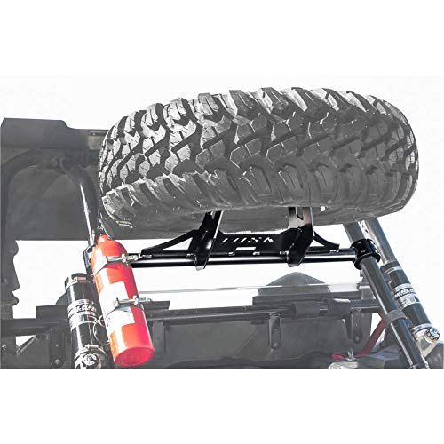 Tusk Spare Tire Carrier - Fits: Polaris RANGER RZR XP 1000 2014-2019