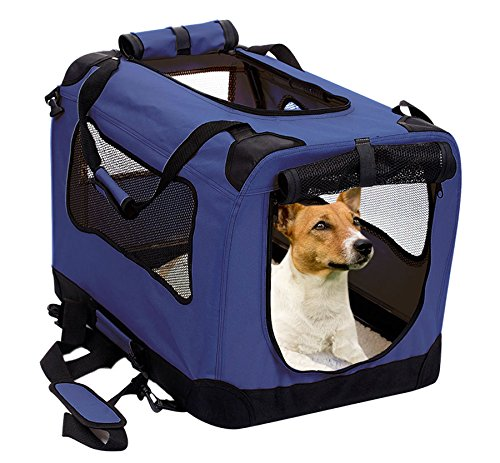 2PET Foldable Dog Crate Washable product image
