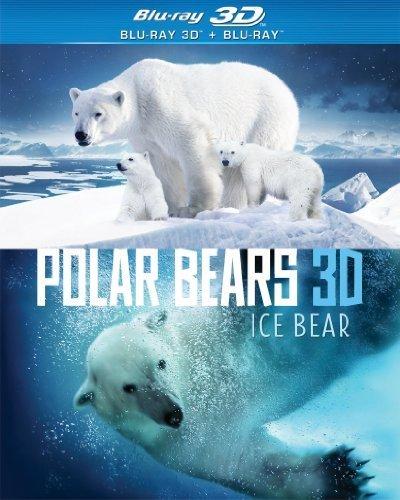 Polar Bears: Ice Bear (Blu-ray 3D + Blu-ray) by Universal Studios