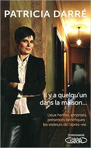 Patricia Darre - Il y a quelqu'un à la maison