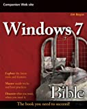 Windows 7 Bible, Jim Boyce, 0470509090